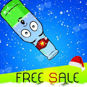 Tap the bottle – Bottle pop [Mega Mod] APK Free Download