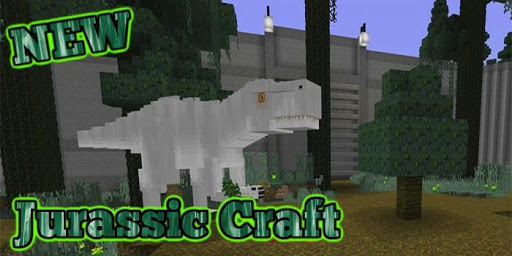 Download Jurassic Craft Addon McPE Google Play softwares