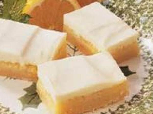 Citrus Bars Recipe