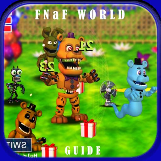 Tricks FNaF World Free