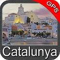 Catalonia - GPS Map Navigator