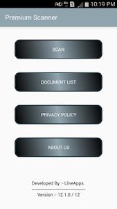 Premium Scanner: PDF Doc Scan 23.1.0 (Paid)