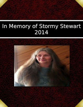 In Memory of Stormy Stewart 2014