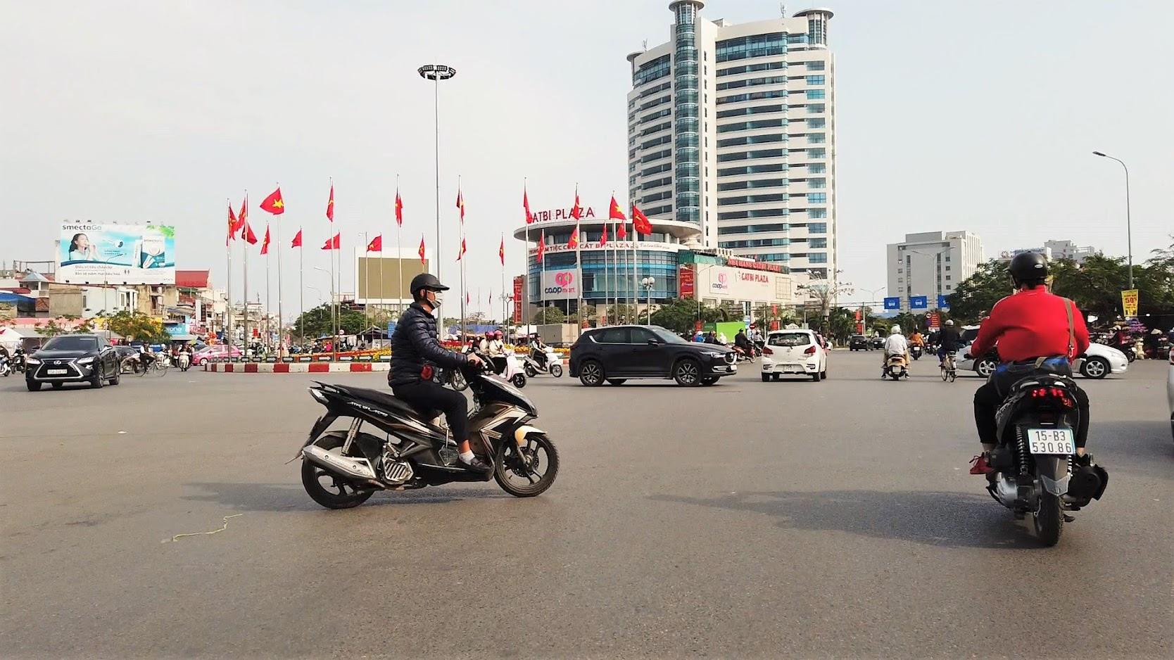 Chợ hoa Tết 2020 đường Lê Hồng Phong ở Hải Phòng 2