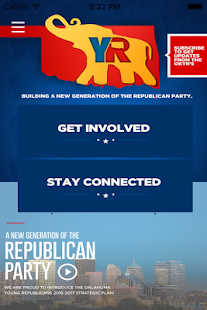 Oklahoma Young Republicans- screenshot thumbnail