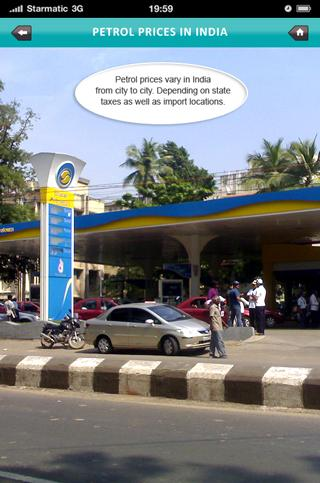 Petrol Prices in India