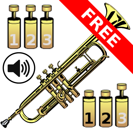Trumpet Fingering Chart FREE