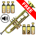Trumpet Fingering Chart FREE icon