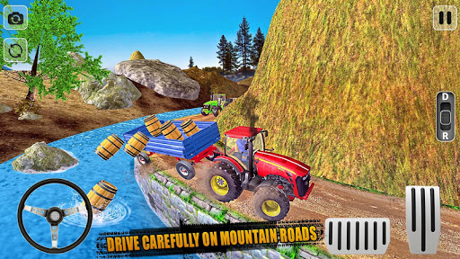 Heavy Tractor Drive Simulator 3D 1.0 screenshots 5