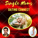 Single Moms Dating Connect icon