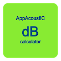 dB calculator icon