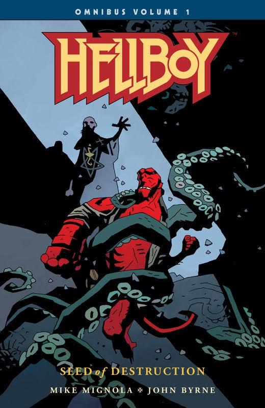 Hellboy Omnibus (2018) - complete
