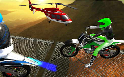 Real Ramp Impossible Bike Stunt 1.0 APK Mod Latest Version 3