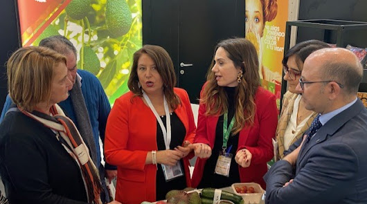 Almería ya se hace notar en Fruit Logistica 2020