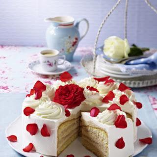 Rose Celebration Cake