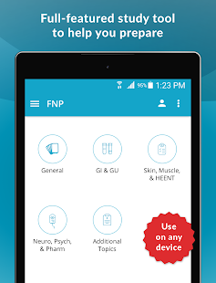 FNP - Nurse Practitioner Certification Prep- screenshot thumbnail
