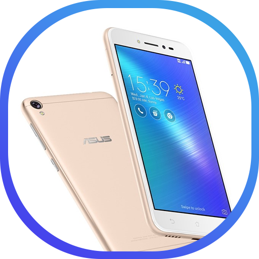 Theme for ASUS zenfone 4 max