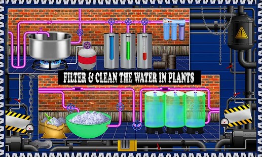 Mineral Water Factory Games: Adventure Simulator- screenshot thumbnail