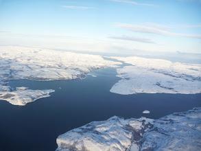 Photo: Vols retours : Kirkenes - Tromsø - Oslo