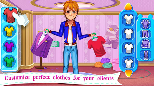 ud83eudd34u2702ufe0fRoyal Tailor Shop 2 - Prince Clothing Boutique apkdebit screenshots 23
