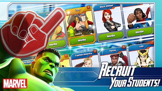MARVEL Avengers Academy Screenshot
