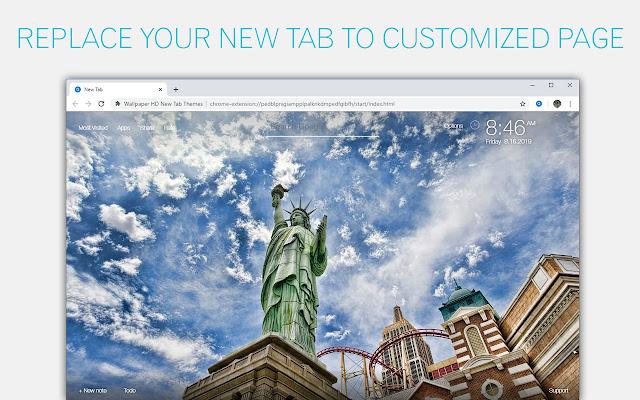 New York City Wallpapers HD Custom NYC NewTab
