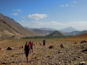 Photo: nástup od Agouti