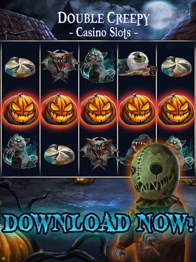 Creepy Vegasu2122ufe0f: Free Slot Casino Games filehippodl screenshot 4