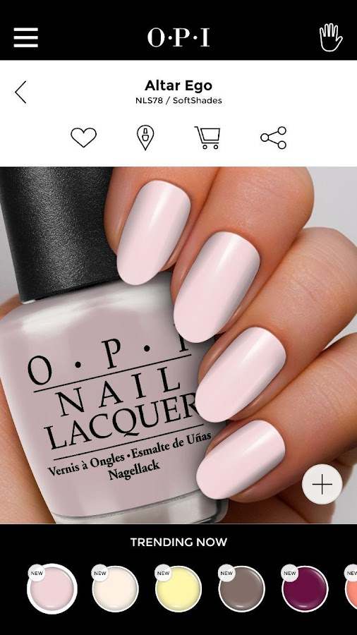 OPI NAIL STUDIO- screenshot