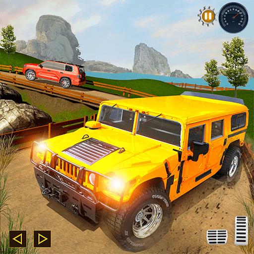 Simulateur de conduite en Jeep Offroad  Simulateur