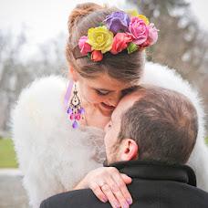 Wedding photographer Yulya Ickovich (Qdijulia). Photo of 25.01.2014