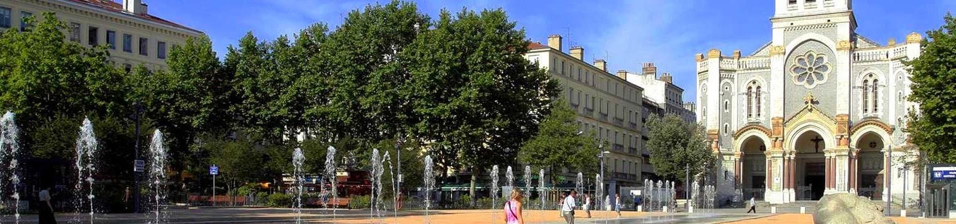 Immobilier Saint-Étienne