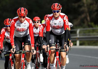 """Lotto-Soudal ontkent ontslagbrief te hebben opgestuurd naar vijf renners: """"Iedereen was duidelijk op de hoogte gebracht"""""""