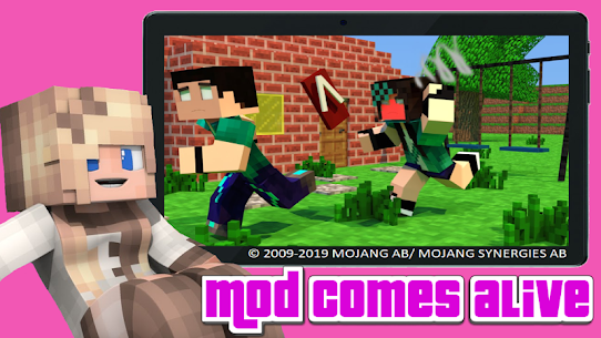 Mod Comes Alive 8
