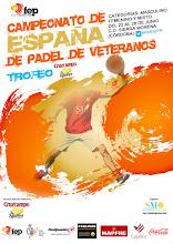 Photo: Campeonato de España de veteranos/as. http://www.padelfederacion.es/Camp_Parejas_Veteranos.asp?Idtorneo=9233