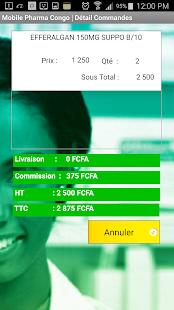 Mobile Pharma Congo - náhled