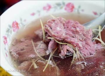 阿進土產牛肉湯