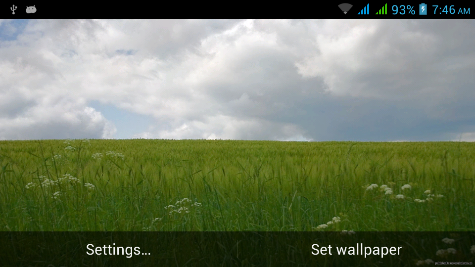 amazing nature live wallpapers android apps on google play