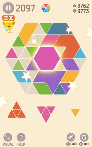 解謎必備免費app推薦|Make Hexa Puzzle線上免付費app下載|3C達人阿輝的APP
