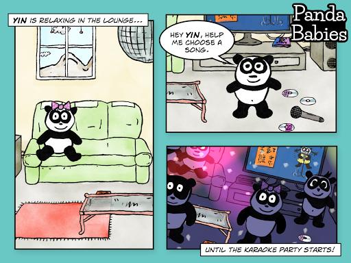 Panda Babies Playhome Lite 2.0.0 Screenshots 9