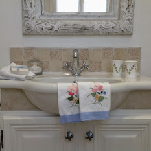 Photo: Blue Room Bathroom