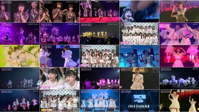 [TV-Variety] AKB48Group Part – @JAM EXPO 2019 ストロベリーステージ!! Day1 (2019.10.19)