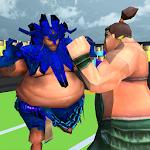 Sumo - Sumotori Wrestlers 3D Icon