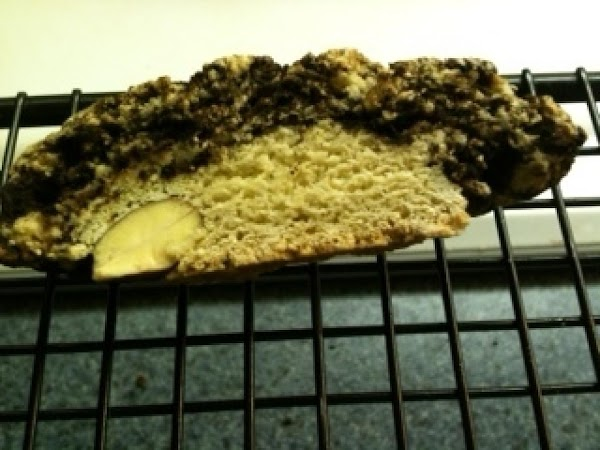 Mocha-almond Biscotti Recipe