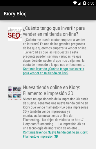 Kiory Blog