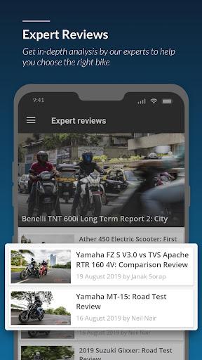 BikeWale - New Bikes, Scooty, Bike Prices & Offers 2.7.1 screenshots 5
