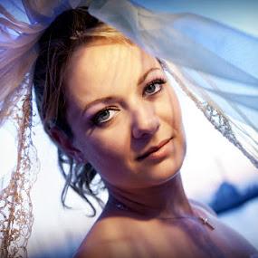 by Vasilis Tsesmetzis - Wedding Bride