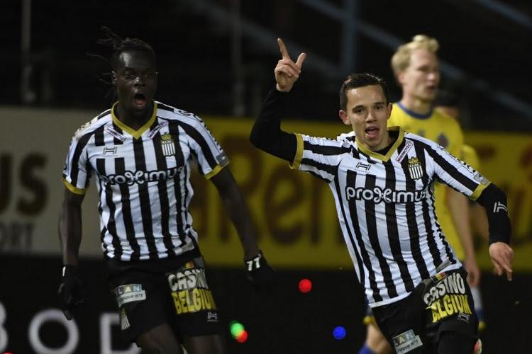 """Gaëtan Hendrickx veut créer la surprise contre Anderlecht. """"C'est un challenge pour nous de se dire qu'on veut les battre"""""""