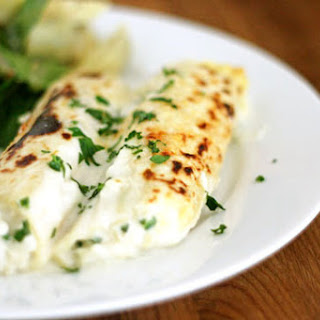 Crab Meat Cannelloni Recipes
