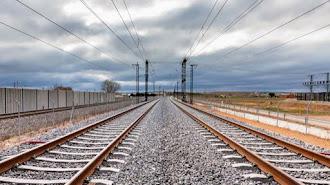Vías del tren, la asignatura pendiente de la provincia de Almería.